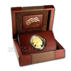 Ounce 2011-W Gold Coin One Proof Buffalo