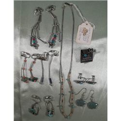 Native American Jewelry Assortment