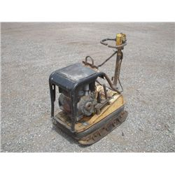 Wacker Self-Propelled Plate Compactor