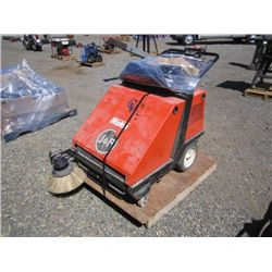 Hako Hamster 800E Walk Behind Sweeper