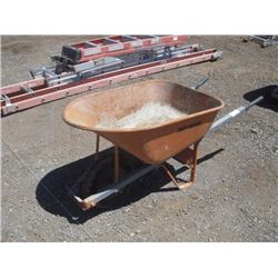 True Temper 6 CuFt Wheel Barrow