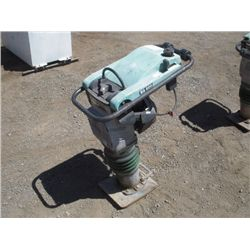 Wacker BS600 Upright Tamper