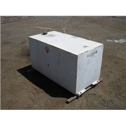 Delta 100 Gallon Skid Mount Fuel Tank
