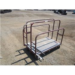 Lumber Cart, 6 Wheel
