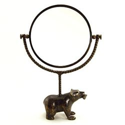 Bear & Fish Vanity Mirror