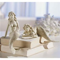 Mermaid Shelf Sitters