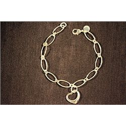 Lady's Georgous Tiffany Sterling Silver Bracelet
