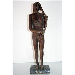 Tamayo  Original, limited Edition  Bronze Sculpture