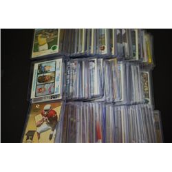 MLB, NBA & NFL Trading Cards; Various Players, Dates & Teams; Lot of 100; EST. $300-400