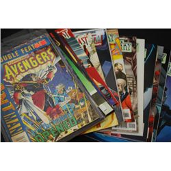Marvel, Black September, Top Cow, 3rd World Studios, Virgin, & Wildstorm Comics; Various Dates, Hero