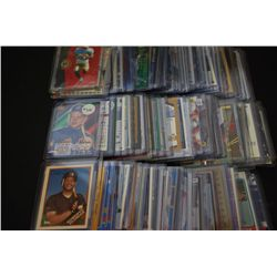 MLB, NFL & NBA Trading Cards; Various Dates, Players & Teams; Lot of 100; EST. $300-400