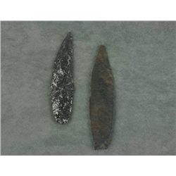 - Prehistoric Spear Points (2 items)