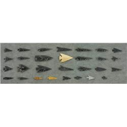 - Prehistoric Arrowheads (117 items/6 trays)