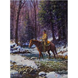 Martin Grelle - Cold Crossing