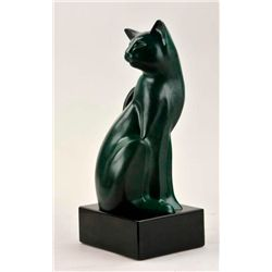 Mark Leichliter - Green Cat