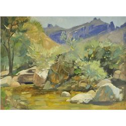 Kenneth Riley - Sabino Creek, Tucson