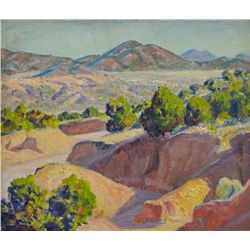 Sheldon Parsons - The Arroyo