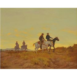 George Phippen - Workers on the Range