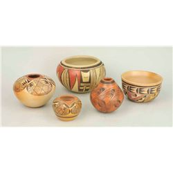 - Hopi Bowls and Pots  (5 items)