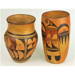 Hopi - Hopi Pots (2 items)