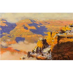 Karl Thomas - Golden Hour, Grand Canyon