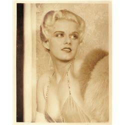 PORTRAITS OF JEAN HARLOW FROM HELL'S ANGELS BY WILLIAM MORTENSEN