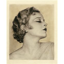 PORTRAITS OF FEMALE SUBJECTS IN COSTUME BY WILLIAM MORTENSEN