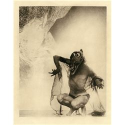 ART STUDIES FROM WEST OF ZANZIBAR BY WILLIAM MORTENSEN