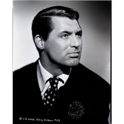 COLLECTION OF ORIGINAL CAMERA NEGATIVES OF CARY GRANT