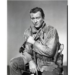 COLLECTION OF ORIGINAL CAMERA NEGATIVES OF JOHN WAYNE FROM THE FIGHTING KENTUCKIAN