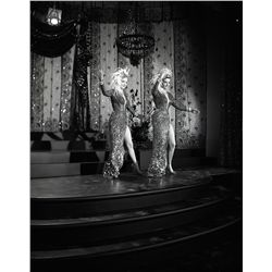 GENTLEMEN PREFER BLONDES & HOW TO MARRY A MILLIONAIRE NEGATIVES & TRANSPARENCIES OF MARILYN MONROE
