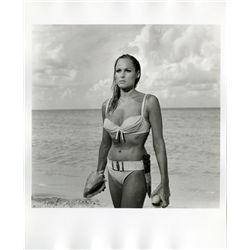 COLLECTION OF PORTRAITS OF URSULA ANDRESS FROM DR. NO BY BUNNY YEAGER