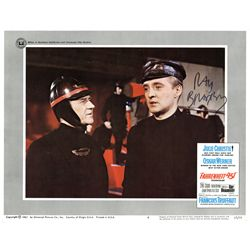 RAY BRADBURY COLLECTION OF (3) SIGNED FILM POSTERS INCLUDING FAHRENHEIT 451