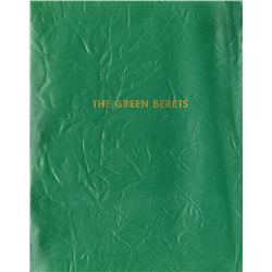THE GREEN BERETS ORIGINAL SCRIPT