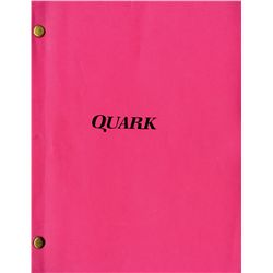 QUARK TV SERIES SCRIPT COLLECTION