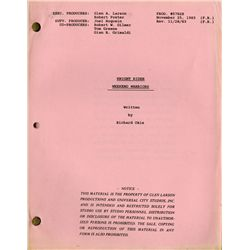 KNIGHT RIDER  (35+) SCRIPT COLLECTION