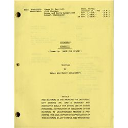 VOYAGERS TV SCRIPT COLLECTION