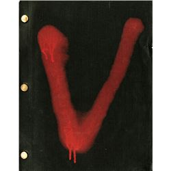 """V"" COLLECTION OF FIRST-SEASON TV SCRIPTS"