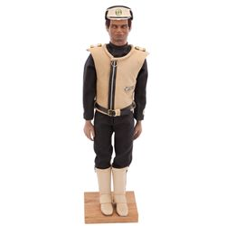 "SUPERMARIONATION ""DR. FAWN"" PUPPET FROM CAPTAIN SCARLET AND THE MYSTERONS"