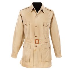 "A-TEAM GEORGE PEPPARD ""JOHN ""HANNIBAL"" SMITH"" JACKET"