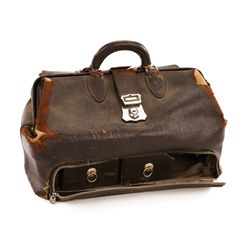 "A-TEAM GEORGE PEPPARD ""JOHN ""HANNIBAL"" SMITH"" BAG"