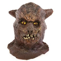BUFFY THE VAMPIRE SLAYER TV SERIES SCREEN-WORN DEMON MASK