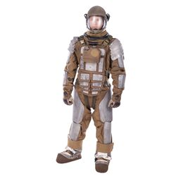 "FIREFLY NATHAN FILLION ""CAPTAIN MALCOLM ""MAL"" REYNOLDS"" SPACESUIT"