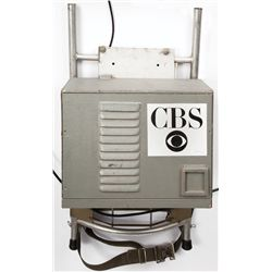 CBS-NETWORK FIELD-BROADCAST EQUIPMENT BACKPACK