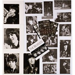 THE BEATLES! AN ORIGINAL 1965 PHOTOGRAPHIC ARCHIVE