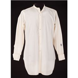 CECIL B. DEMILLE PERSONAL SHIRT EMBROIDERED WITH MONOGRAM