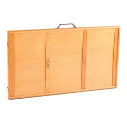 MGM ART DEPARTMENT WOODEN PORTFOLIO CASE