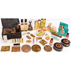 1950S-1960S MAX FACTOR STUDIO MAKEUP COLLECTION