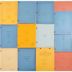 LARGE ARCHIVE OF GONE WITH THE WIND SCRIPT MATERIAL INCLUDING A MARGARET MITCHELL TLS