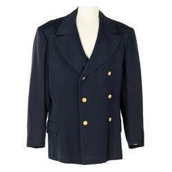"JOHN WAYNE ""CAPTAIN JACK STEWART"" PEA COAT FROM ""REAP THE WILD WIND"""